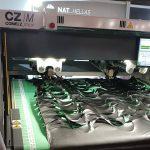 COMELZ CZM Deri Kesim Makinesi (AC Makine)