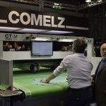COMELZ CTMVR Baskılı Malzeme Kesim Makinesi (AC Makine)